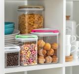 Set de recipiente de bucatarie ermetice Pilocks 4 Piese Kitchen Foodies - BellFyd