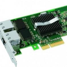 Placa Retea Dell Intel PRO Dual Port PCI-e 10/100/1000 Gigabyte Network Card DP/N 01P8D1