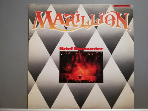 MARILLION - BRIEF ENCOUNTER (1986/EMI/USA) - Vinil/Analog/Impecabil (NM+)
