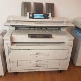 Ploter,Plotter,Scaner,Scanner Color,Copiaror A0+ Laser Aficio MPW 5100.FACTURA.