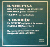 Bedrich Smetana. Antonin Dvorak (Vinil)