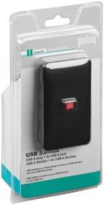 USB - HUB USB 3.0 Goobay