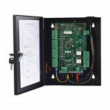Cumpara ieftin Centrala de control acces pentru 2 usi bidirectionala, conexiune TCP/IP - HikVision DS-K2802