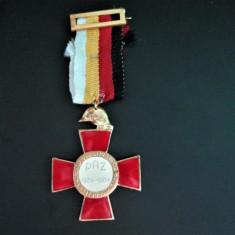 Decoratie Militara Spania, Razboiul 1936-39: Crucea pentru 25 de ani de pace