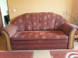 Canapea extensibila cu doua fotolii | arhiva Okazii.ro