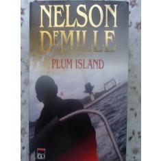 PLUM ISLAND-NELSON DE MILLE