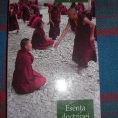ESENTA DOCTRINEI BUDDHISTE - GONSAR RINPOCHE