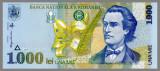 ROMANIA 1000 LEI 1998 - PERFECT UNC