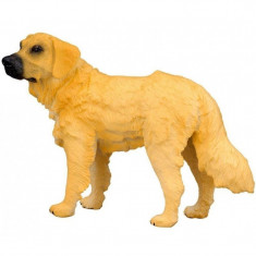 Figurina Golden Retriever M Collecta, 7 x 6 cm