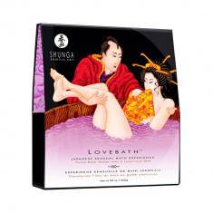 Sare De Baie Love Bath Sensual Cu Aroma De Lotus 650 g