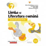 Exercitii practice de limba si literatura romana. Caiet de lucru. Clasa a VII-a , autor Mina Maria Rusu
