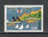 Finlanda.1974 100 ani orasul Hanko  XF.33