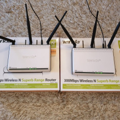 Router Wireless si Access Point Tenda 300Mbps