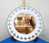 Farfurie decorativa portelan, traforata, ed. limit. - Mama - Bing & Grondahl