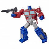 TRANSFORMES ROBOT AUTOBOT OPTIMUS PRIME SERIA WAR FOR CYBERTRON