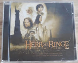 Cumpara ieftin CD The Lord Of The Rings - The Two Towers Soundtrack (Howard Shore)