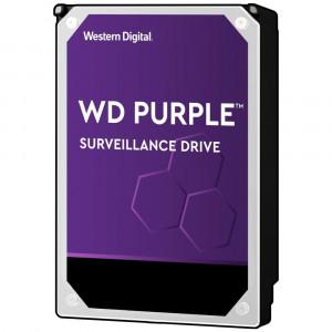 Hdd intern wd 3.5 10tb purple sata3 intellipower (7200rpm) cache