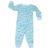 Pijama pentru fetite NN 566258-A, Alb