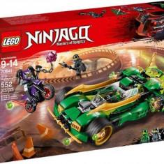 LEGO® Ninjago Nindzsa Vehiculul nocturn al lui Lloyd 70641
