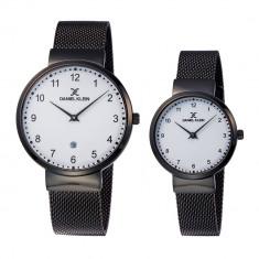 Set ceasuri pentru dama si barbati, Daniel Klein Pair, DK11977-4
