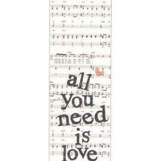 Semn de carte - All You Need Is Love | Legami