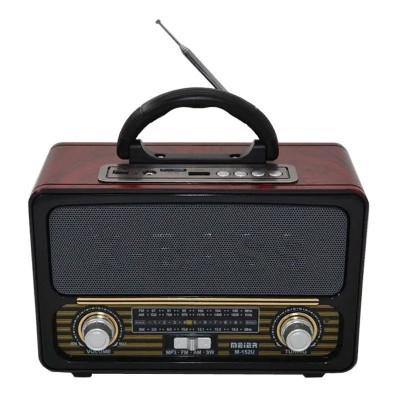 Radio portabil Meier M-152U, USB, suport SD foto