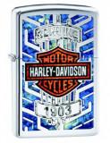 Brichetă Zippo 29159 Harley Davidson-Logo