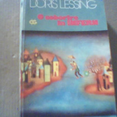 Doris Lessing - O COBORARE IN INFERN { 1986 }