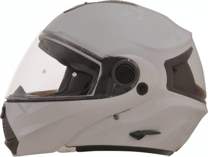 Casca Flip-Up AFX FX-36 culoare argintiu marime S Cod Produs: MX_NEW 01001465PE