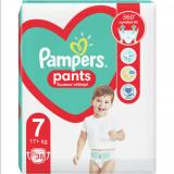 Cumpara ieftin Scutece-chilotel Pampers Pants Jumbo Pack, Marimea 7, 17+ kg, 38 buc