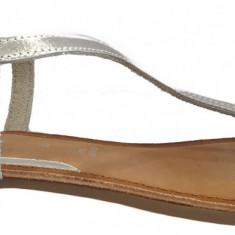 Sandale dama Gioseppo 40540 argintiu