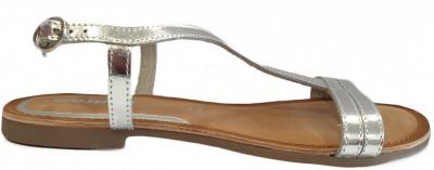 Sandale dama Gioseppo 40540 argintiu foto