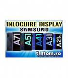Inlocuire Display Original Samsung A71 A51 A41 A31 A21s