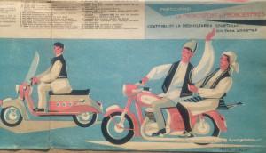 Calendar-reclama Pronosport/ 1963