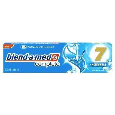 Pasta de dinti Blend-A-Med Complete 7 extra fresh 100ml foto