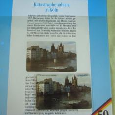 """3 Cartele Telefonice """"50 Jahre Deutschland"""" - Exponate NOI / 29"""