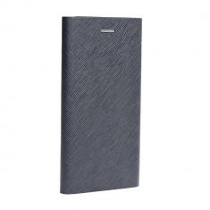 Cumpara ieftin Husa SAMSUNG Galaxy S9 - Leather Bravo TSS, Albastru