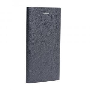 Husa SAMSUNG Galaxy S9 - Leather Bravo TSS, Albastru