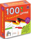 100 de cuvinte in limba germana |