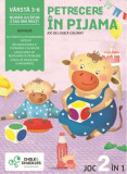 Joc - Petrecere in pijama PlayLearn Toys, Chalk and Chuckles