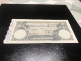 Vand 100000 lei 8 Mai 1947 - Data Rara