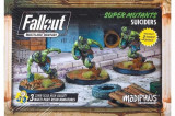 Set Figurine Fallout Ww S Mutant S