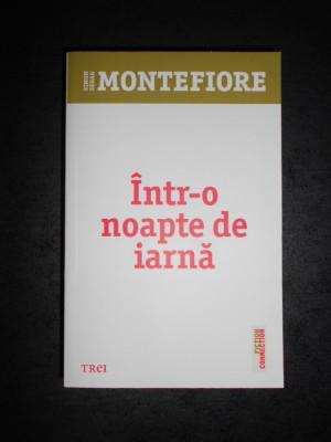 SIMON SEBAG MONTEFIORE - INTR-O NOAPTE DE IARNA foto