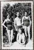 C64 Barbat si tinere costum baie Transilvania anii 1930