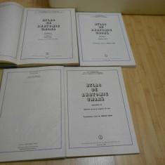 MIRCEA IFRIM--ATLAS DE ANATOMIE UMANA - 3 VOLUME complet