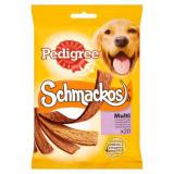 Recompense pentru caini Pedigree Schmackos Multi, 20 pcs x 144 g