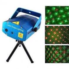 Proiector laser cu trepied Stage Lighting