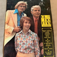 Revista Cinema nr 8 1976