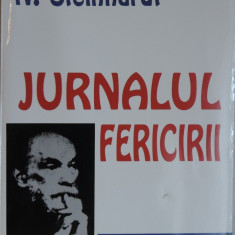Nicolae Steinhardt - Jurnalul fericirii, 440 pag.