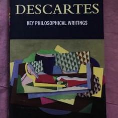 Key philosophical writings / Descartes.